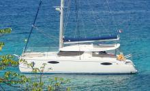 Fountaine Pajot Orana 44 : At anchor